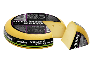 Oudelandse Farmhouse Cheese Creamy Young