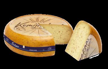 Fromage au Cumin 48% M.G. Affiné
