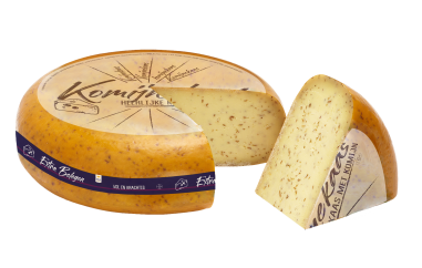 Fromage au Cumin 48% M.G. Extra Affiné
