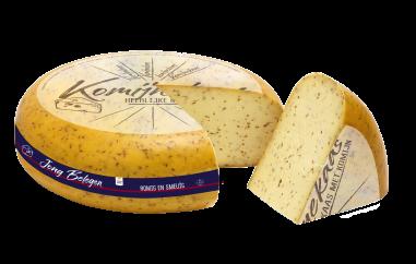 Fromage au Cumin 48% M.G. Jeune Affiné
