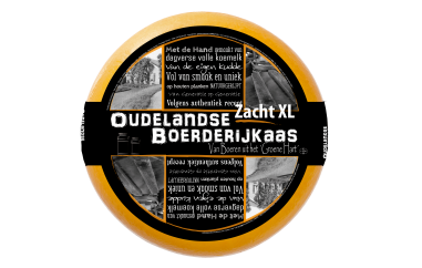 Oudelandse Farmhouse cheese Mild XL