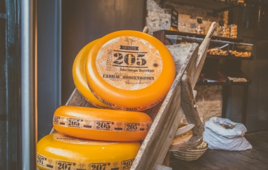 Kaas van de boerderij