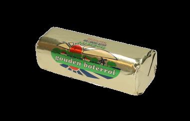 Aalburgse Boterrol gezouten