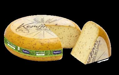Cumin cheese 48% F.I.D.M. Spring Cheese