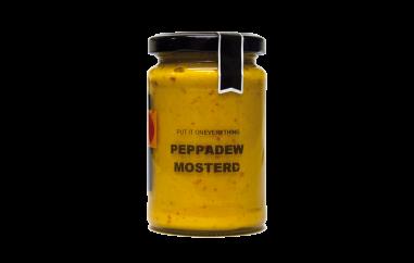Peppadew mosterd