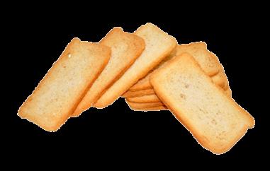 Melba toast
