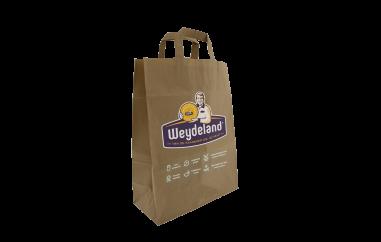 Papieren tas Weydeland Kaas