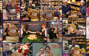 Onze ondernemers zeggen 'Merry Christmas!'